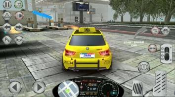 Amazing Taxi Simulator V2 2019 взломанный (Мод много денег)
