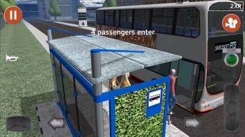 Public Transport Simulator взломанный (Мод все открыто)