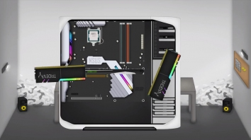 PC Building Simulator взлом (Мод много денег)