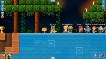 Pixel Worlds взломанная (Mod на деньги)