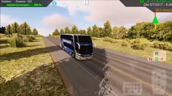 Heavy Bus Simulator взломанный (Мод много денег)