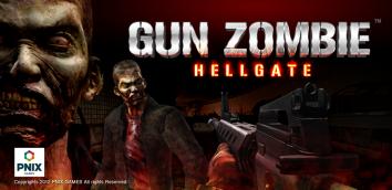 GUN ZOMBIE взломанный (Мод свободные покупки)