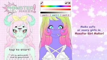Monster Girl Maker полная версия (все открыто)