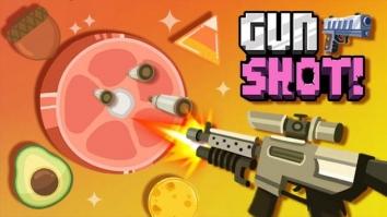 Выстрел - Gun Shot! взломанный (Мод много денег)