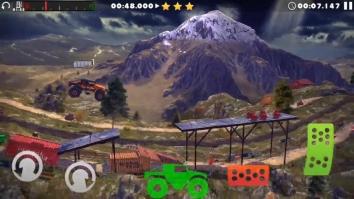 Offroad Legends 2 - Monster Truck Trials взлом (Мод много денег)