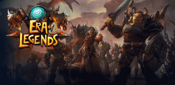 Era of Legends - World of dragon magic in MMORPG взлом