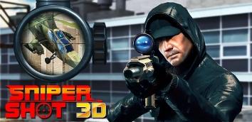Элитный снайпер 3D - Sniper Shot взломанная (Mod на деньги)