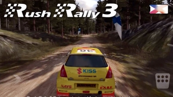 Rush Rally 3 взлом (Мод свободные покупки)