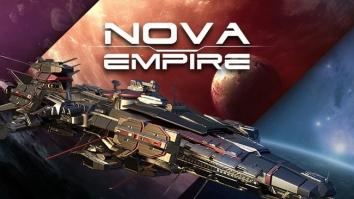 Nova Empire: Звездная Империя взломанный (Мод свободные покупки)