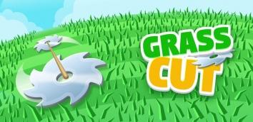 Grass Cut взломанный (Мод много денег)