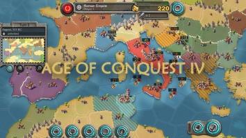 Age of Conquest IV взломанный (Мод все открыто)