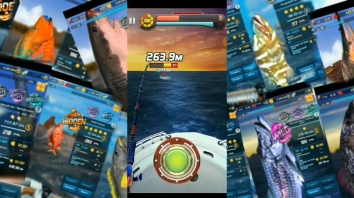 Улётный клёв: рыбалка в 3D взломанная (Mod на деньги)
