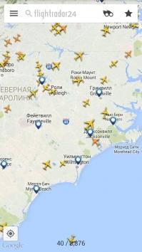 Flightradar24 Pro (полная версия / Мод все открыто)