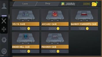 Standoff 2 Case Simulator взломанный (Мод много денег)