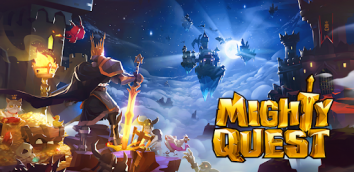 The Mighty Quest for Epic Loot взломанный (Мод много денег)