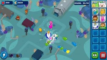 Bloons Adventure Time TD взломанный (Мод много денег)