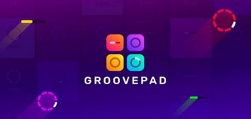 Groovepad - создавайте музыку и биты полная версия (Мод разблокировано)