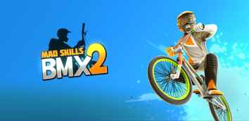 Mad Skills BMX 2 взломанный (Мод свободные покупки)