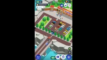 Idle Theme Park - Tycoon Game взломанный (Мод много денег)