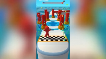 Fun Race 3D взломанный (Мод много денег)