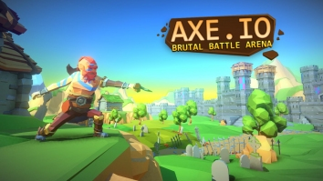 AXE.IO - Brutal Survival Battleground взломанный (Мод много денег)
