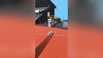 Jetpack Jump взломанный (Мод много денег)