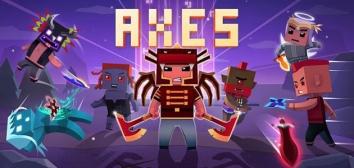 AXES.io взломанный (Мод много денег)