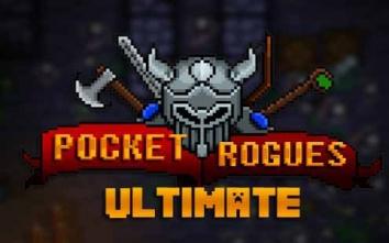 Pocket Rogues: Ultimate взломанный (Мод свободные покупки)