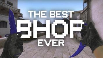 GO Bhop взломанный (Mod: много денег)