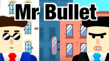Mr Bullet - Spy Puzzles взломанный (Мод много денег)