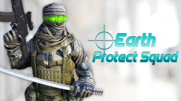 Earth Protect Squad взломанный (Мод свободные покупки)