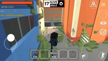 Grand Battle Royale: Pixel FPS взлом (Мод много денег)