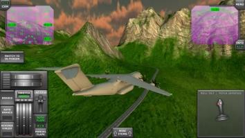 Turboprop Flight Simulator 3D взломанный (Мод много денег)
