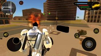 Robot Car взломанный (Мод много денег)