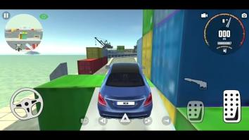 Car Simulator C63 взломанный (Мод много денег)