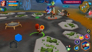 Pixel Wars — MMO Action взломанный (Мод)