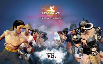 Игра Ниндзя Драки – Бои Без Правил взломанный (Мод много денег)