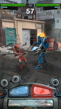 Робот Бои Без Правил взломанная (Mod на деньги)