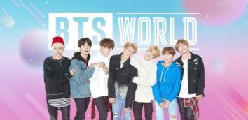 BTS WORLD взломанный (Мод много денег и кристаллов)