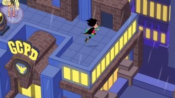Teen Titans GO Figure! взломанный (Мод много денег)