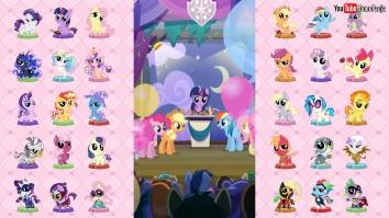 My Little Pony: Мини-пони взломанная (Mod на деньги)