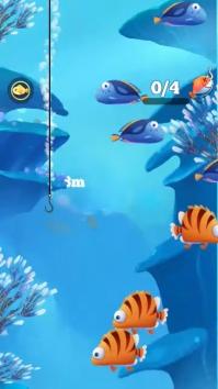 Fisherman Go! взломанный (Мод много денег)