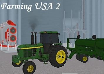 Farming USA 2 взломанный (Мод много денег)
