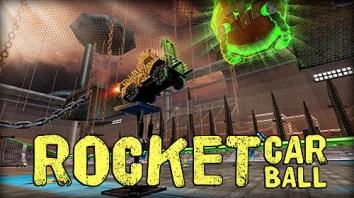 Реактивный автофутбол - Rocket Car Ball взломанный (Мод много денег)