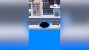 Hole.io взлом (Мод бесконечное время)