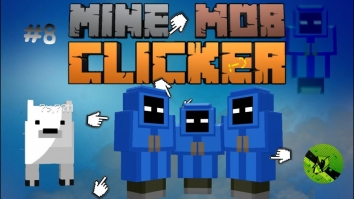 Mine Mob Clicker Rpg взломанный (Мод на деньги)