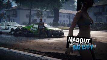 MadOut2 BigCityOnline взломанный (Мод много денег)