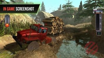 Симулятор грузовиков OffRoad 4 взломанная (Mod на деньги)