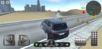 Offroad LX Simulator взломанная (Mod на деньги)