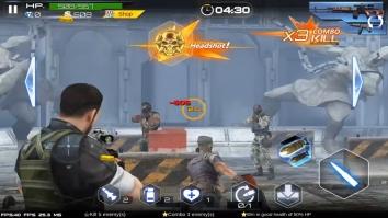 Blazing Sniper - offline shooting game взломанный (Мод много денег)